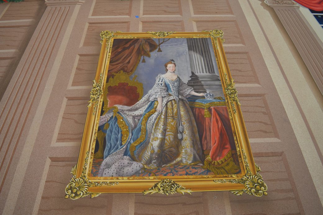 Parlour Drop - Queen Charlotte